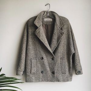 MACKINTOSH VINTAGE | Union-Made Wool Coat | 10